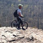 Mindful movement mountain biking