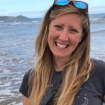 Project Developer Kate Ryley at Breathe Outdoors
